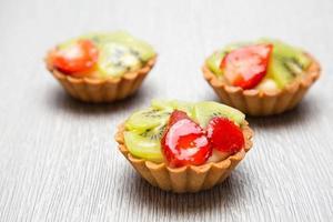 close-up fotografie van taarten