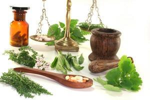 homeopathie foto