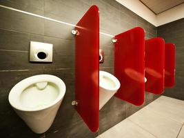 openbaar toilet foto