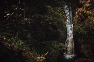 watervallen overdag