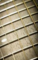 gitaar hals