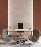 3D-weergave van VIP-kantoor