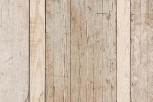 rustiek licht houten oppervlak foto