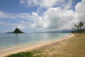 strand van Hawaï