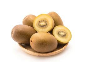 verse gouden kiwi foto