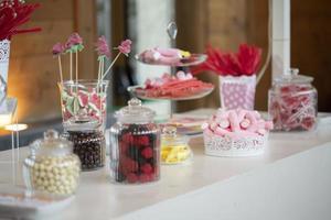 geassorteerde kleurrijke snoepjes