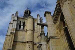 de kathedraal van le havre foto