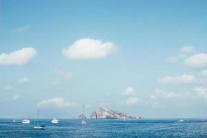 boten op het water foto