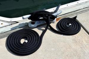 afmeren en touw