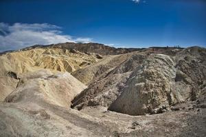 landschapsfotografie van bergen overdag foto