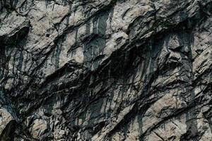 close-up van een rotswand foto