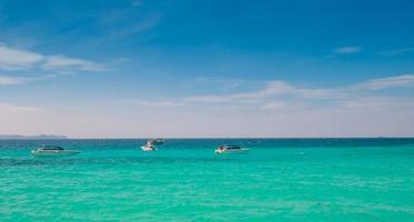 boten op het water