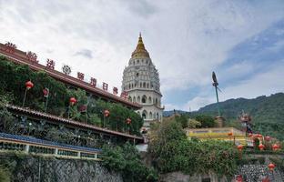 oud Aziatisch gebouw