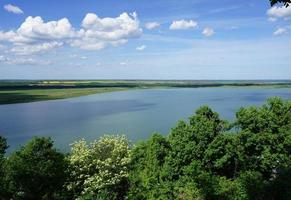 Lake Rabisha in Bulgarije. foto