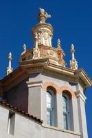 toren van st. Augustine kathedraal foto