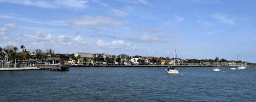 rivierfront in st. Augustine