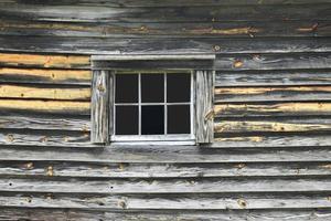 oude houten muur