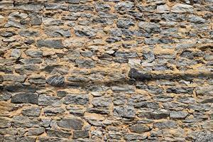 stenen muur achtergrond foto