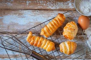 traditionele gebakken producten