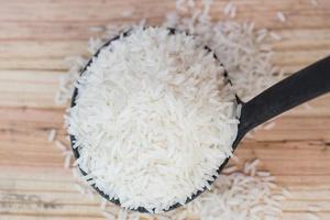 rijst zaden foto