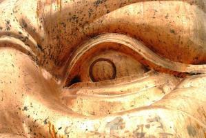 geweldige kunst van het lassen van brons metaal foto