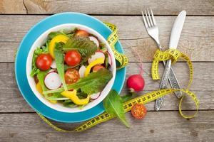verse, gezonde salade
