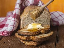 brood en honing