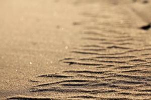 woestijnzand textuur achtergrond foto