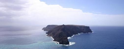 onbewoond eiland foto