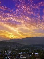 morning city, vanadzor foto