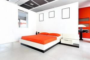 lichte slaapkamer foto