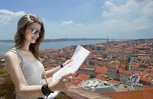 Lissabon. Lisboa. Portugal. foto