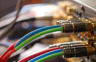 home cinema-kabels foto