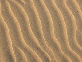 zand golven achtergrond foto