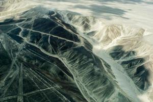 vlucht over Nazca-linies foto