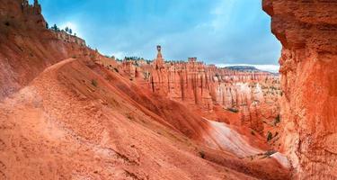 bryce canyon nationaal park utah foto