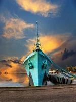 oorlogsschip foto
