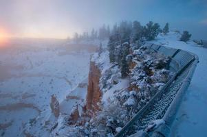 Bryce Canyon National Park, Verenigde Staten foto