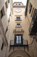 alicante, oude stad foto
