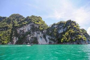 khao sok nationaal park suratthani thailand foto