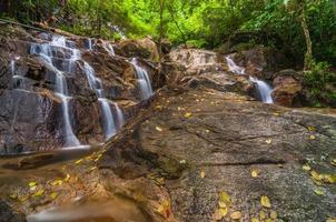 panchur waterval foto