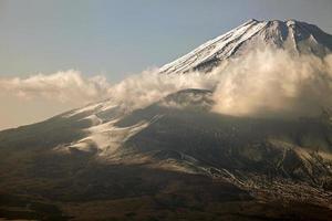 mt. fuji, japan foto