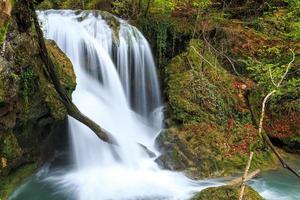 vaioaga waterval, roemenië foto