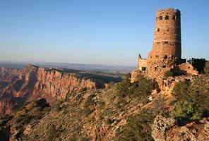 oude toren foto