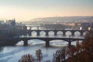 Charles Bridge in Praag