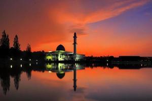 uniten moskee foto