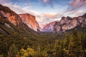 Yosemite Nationaal Park foto