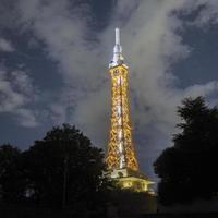 Lyon tussen licht en donker foto