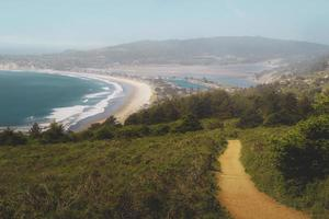 Stinson Beach in Noord-Californië