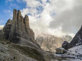 dolomiet alpen italië foto